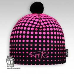 Flavio - zimní funkční čepice - vzor 59