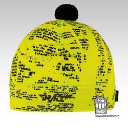 Flavio - zimní funkční čepice - vzor 21