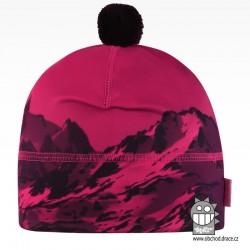 Flavio - zimní funkční čepice - vzor 104