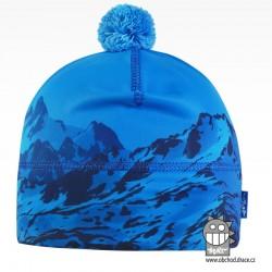 Flavio - zimní funkční čepice - vzor 105