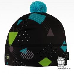 Flavio - zimní funkční čepice - vzor 109