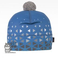 Flavio - zimní funkční čepice - vzor 08