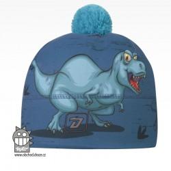 Flavio - zimní funkční čepice - vzor 09