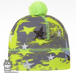 Flavio - zimní funkční čepice - vzor 118