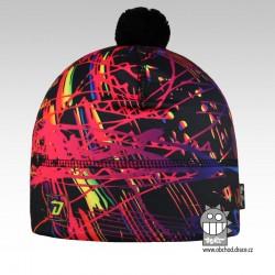 Flavio - zimní funkční čepice - vzor 69