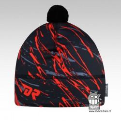Flavio - zimní funkční čepice - vzor 70
