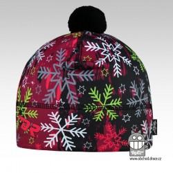 Flavio - zimní funkční čepice - vzor 72