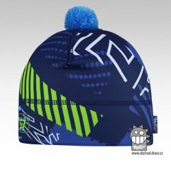 Flavio - zimní funkční čepice - vzor 81