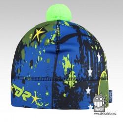 Flavio - zimní funkční čepice - vzor 91