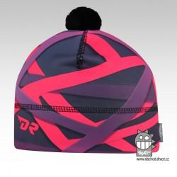 Flavio - zimní funkční čepice - vzor 94