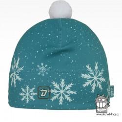 Flavio - zimní funkční čepice - vzor 124