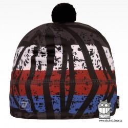 Flavio - zimní funkční čepice - vzor 127