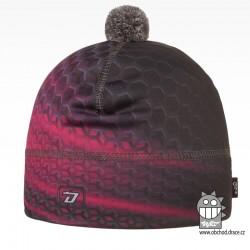 Flavio - zimní funkční čepice - vzor 128