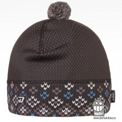Flavio - zimní funkční čepice - vzor 134