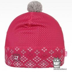 Flavio - zimní funkční čepice - vzor 135