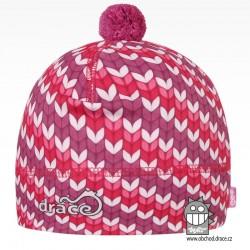 Flavio - zimní funkční čepice - vzor 137