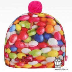 Flavio - zimní funkční čepice - vzor 138
