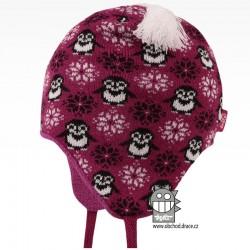 Laponka pletená - vzor 12