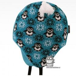 Laponka pletená - vzor 14