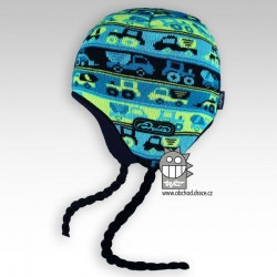 Laponka pletená - vzor 01