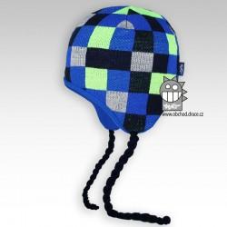 Laponka pletená - vzor 08