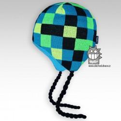 Laponka pletená - vzor 09