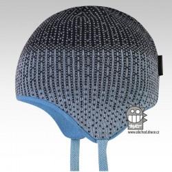 Laponka pletená kojenecká - vzor 06
