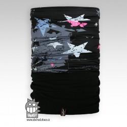 Nákrčník multi fleece - vzor 03