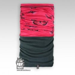 Nákrčník multi fleece - vzor 12