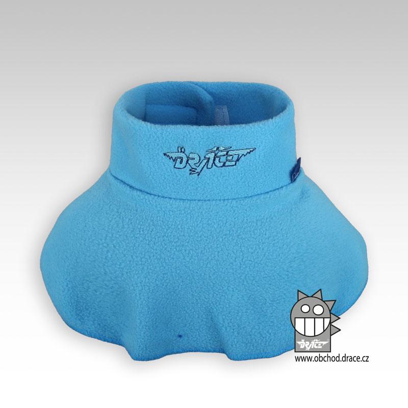 Nákrčník dětský fleece - vzor 02 - Dráče 972f6ae7a0