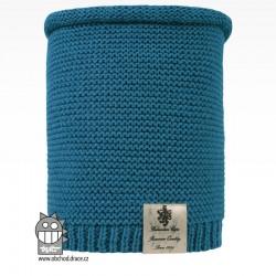 nákrčník pletený Colors - vzor 16