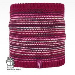 Nákrčník pletený Stripes - vzor 02