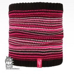 Nákrčník pletený Stripes - vzor 03