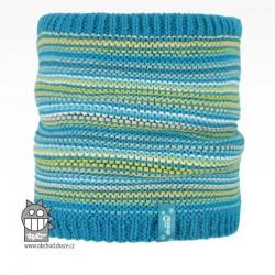 Nákrčník pletený Stripes - vzor 04