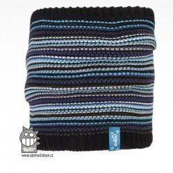 Nákrčník pletený Stripes - vzor 06