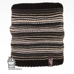 Nákrčník pletený Stripes - vzor 07