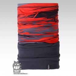 Nákrčník multi fleece - vzor 24