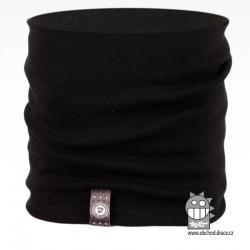 Nákrčník Alan - vzor 10 - černá