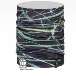 Nákrčník / multifunkční šátek - vzor 02
