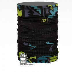 Nákrčník / multifunkční šátek - vzor 09
