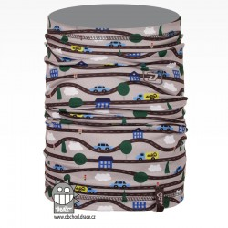 Nákrčník / multifunkční šátek - vzor 25