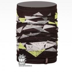 Nákrčník / multifunkční šátek - vzor 43