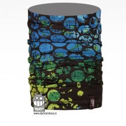 Nákrčník / multifunkční šátek - vzor 45