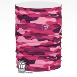 Nákrčník / multifunkční šátek - vzor 61