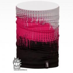 Nákrčník / multifunkční šátek - vzor 71