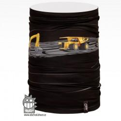 Nákrčník / multifunkční šátek - vzor 75