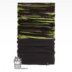 Nákrčník multi fleece - vzor 38