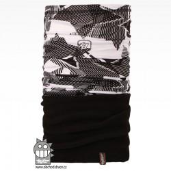Nákrčník multi fleece - vzor 51