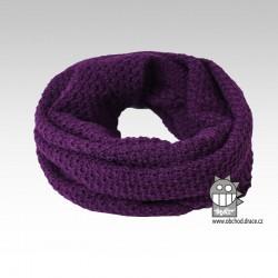 Chomout pletený - vzor 05