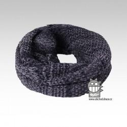 nákrčník chomout pletený 120cm- vzor 07
